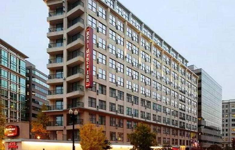 Residence Inn Washington DC Downtown - Hotel - 0
