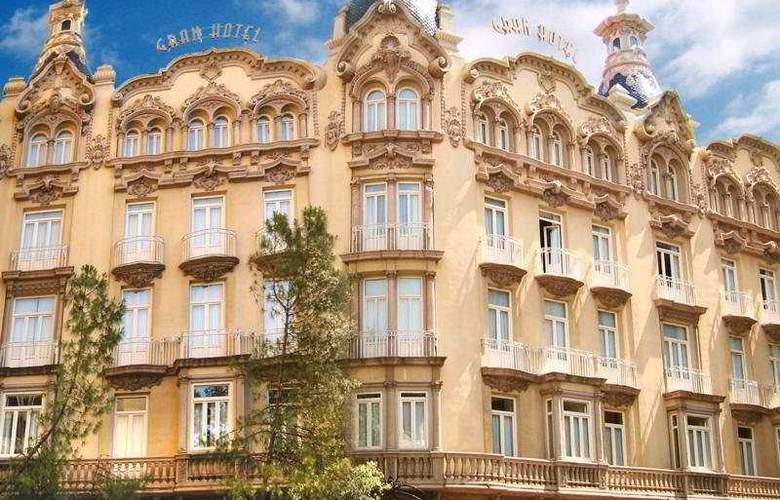 Gran Hotel Albacete - Hotel - 0