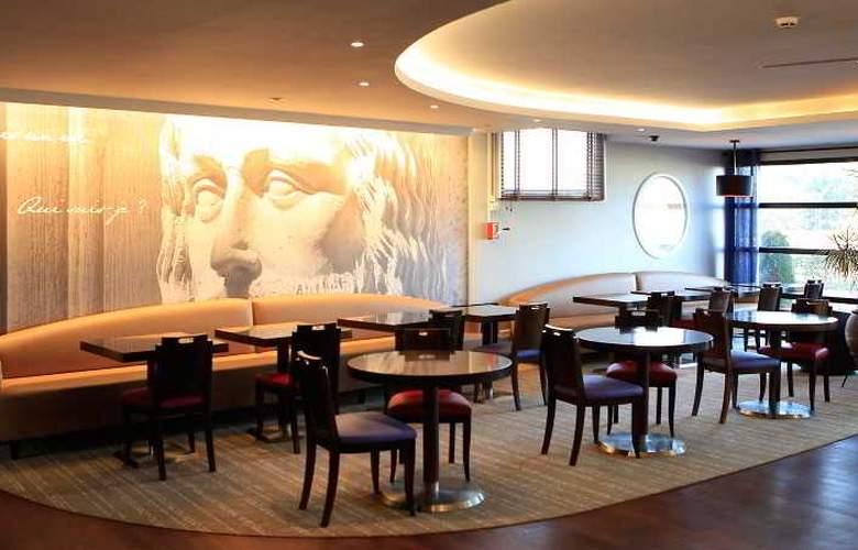 Qualys Hotel Reims Tinqueux - Restaurant - 3