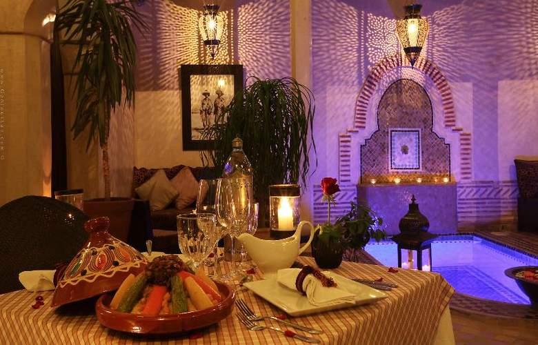 Riad Zayane - Restaurant - 20