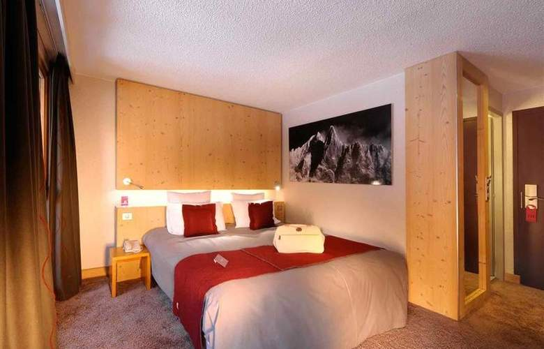 Mercure Chamonix Centre - Room - 54