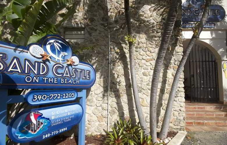 Sand Castle on the Beach - Hotel - 7