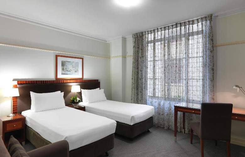 Rendezvous Hotel Brisbane - Room - 14