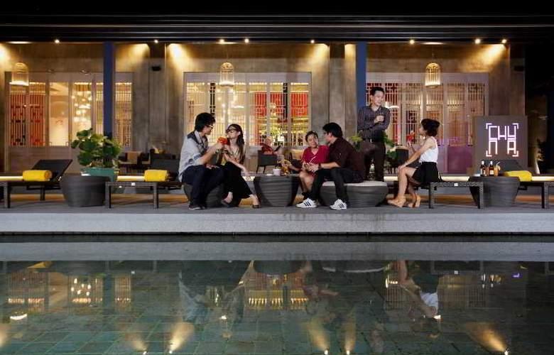Prime Hotel Central Station Bangkok - Restaurant - 51