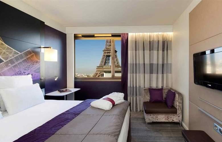 Mercure Paris Centre Tour Eiffel - Room - 52