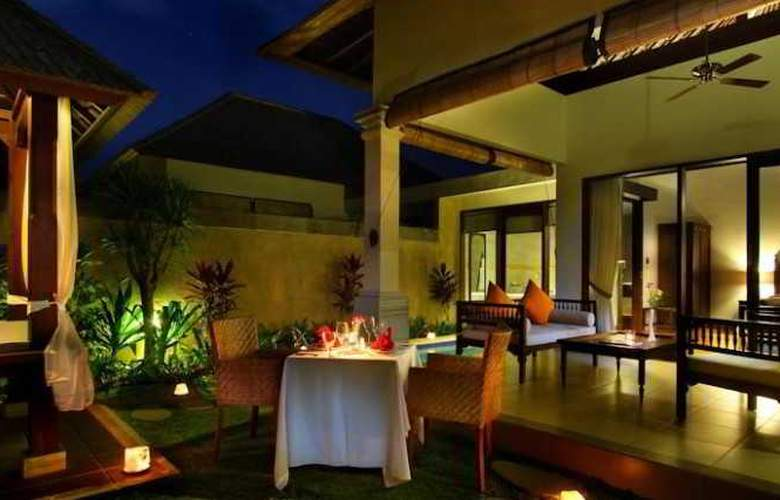 Transera Grand Kancana Villas - Terrace - 3
