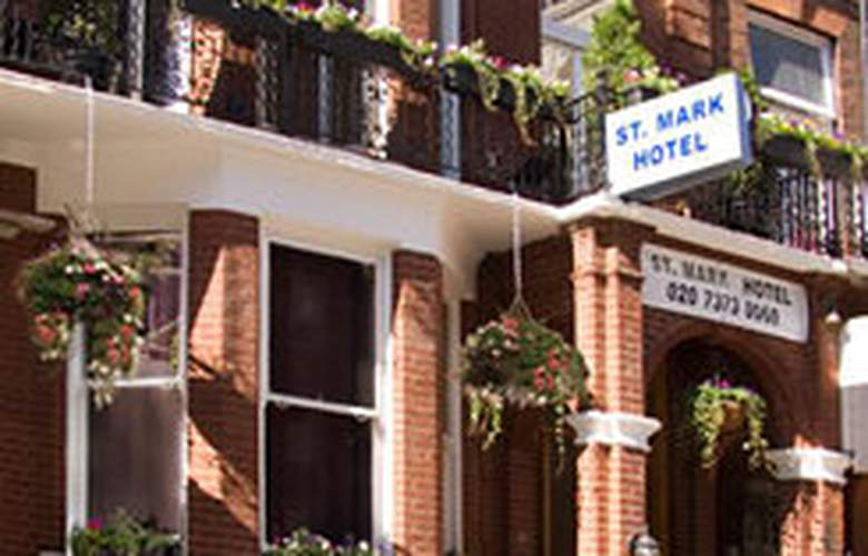 St. Mark Hotel - Hotel - 0