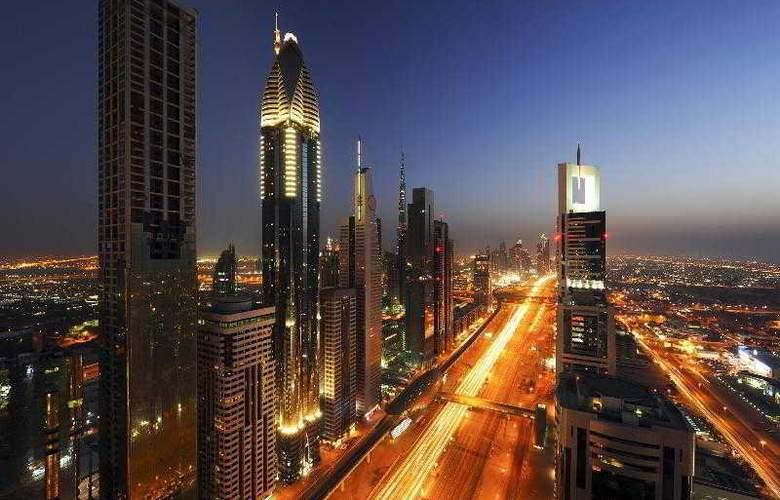 Four Points by Sheraton Sheikh Zayed Road - Hotel - 25