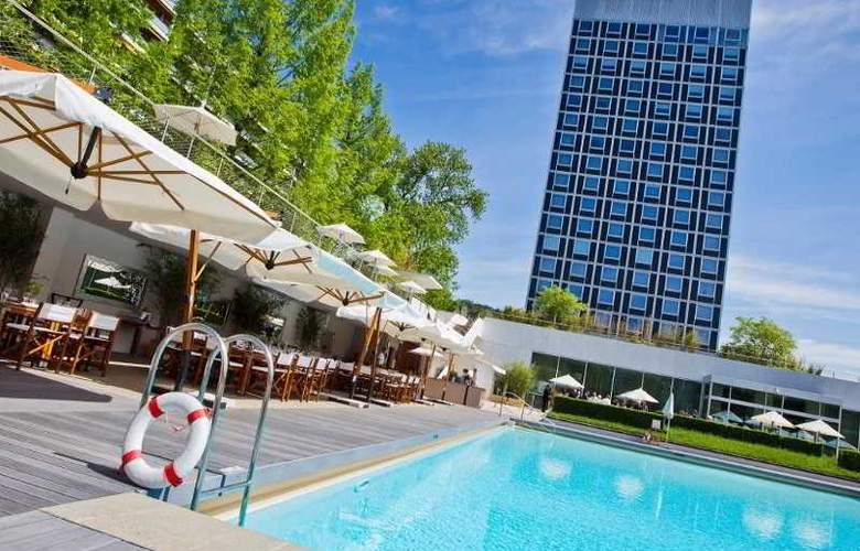 Intercontinental Geneve - Hotel - 1