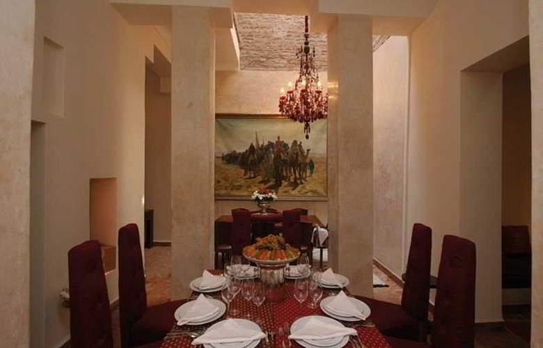 Riad Taylor - Restaurant - 5