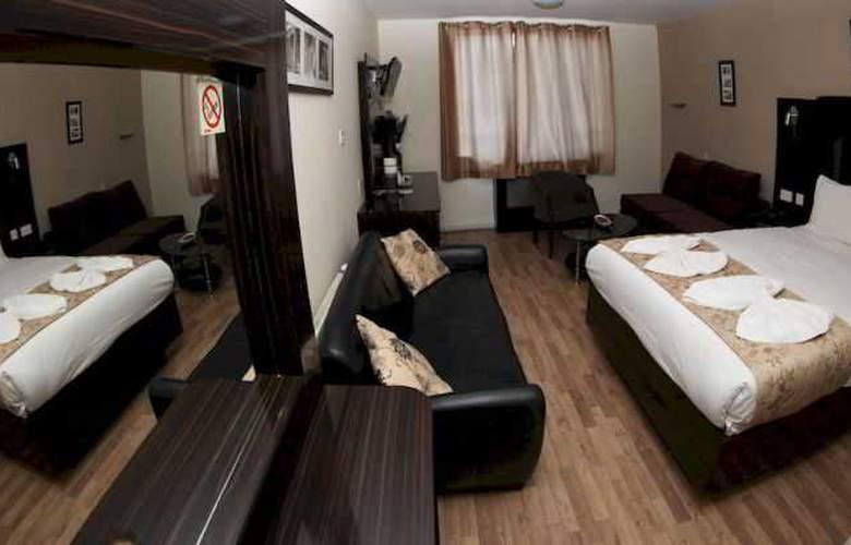 Ascot Hyde Park Hotel - Room - 16