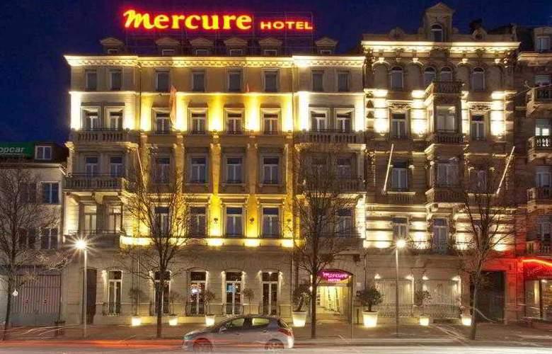 Mercure Strasbourg Gare Centrale - Hotel - 3