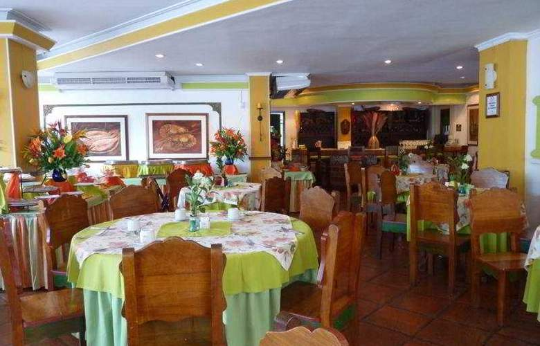 Sol Caribe Sea Flower - Restaurant - 5