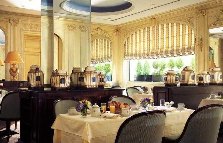 Royal Saint Honore Paris Louvre - Restaurant - 9