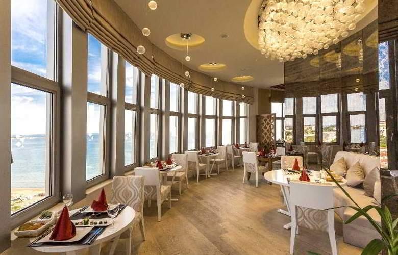 Melas Resort Hotel Side - Restaurant - 21