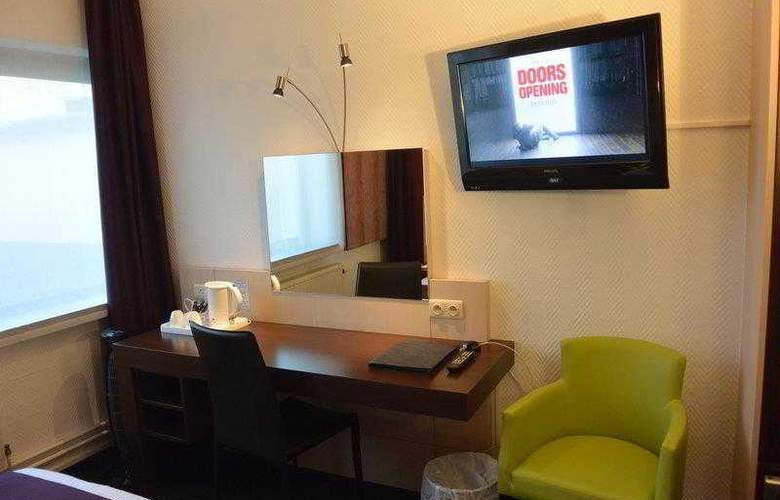 BEST WESTERN PLUS Hotel Casteau Resort Mons - Hotel - 4