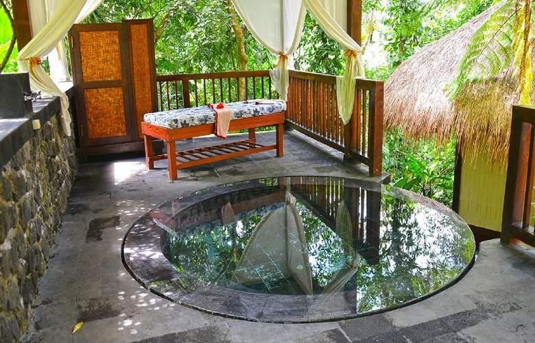 Nandini Bali Jungle Resort and Spa Ubud - Sport - 23