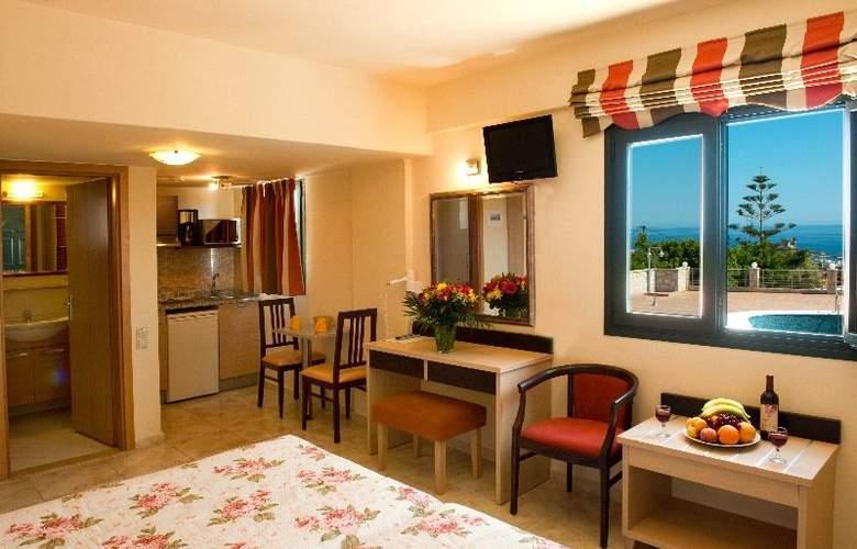 Pilot´s Villas Luxury Suites - Room - 9