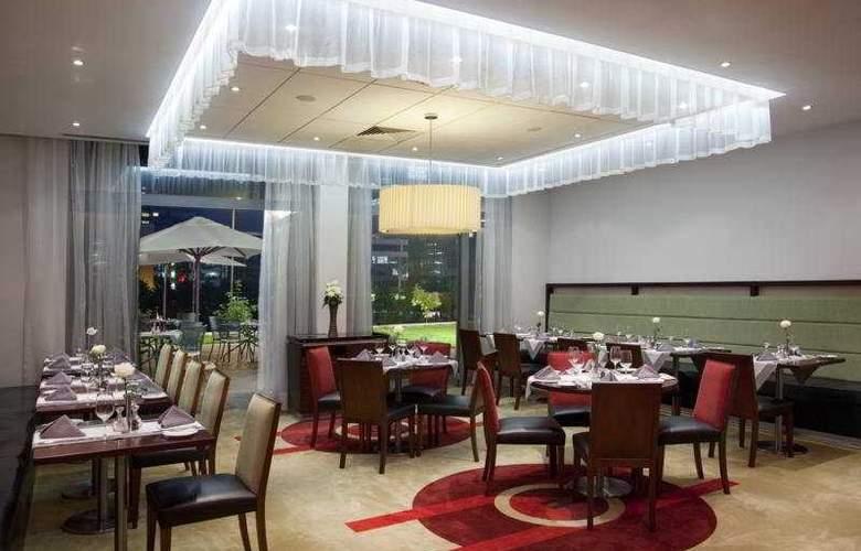 Holiday Inn Sofia - Restaurant - 10