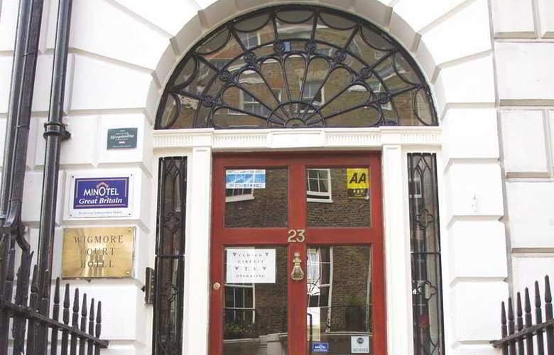 Minotel Wigmore Court - Hotel - 0