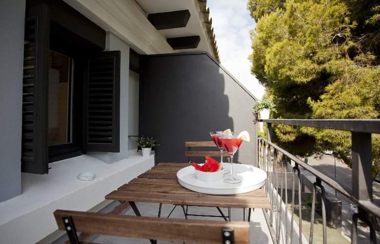 Sitges - Terrace - 7