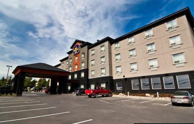 Best Western Plus The Inn At St. Albert - Hotel - 95