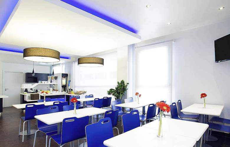 Ibis Budget Madrid Centro Las Ventas - Restaurant - 3