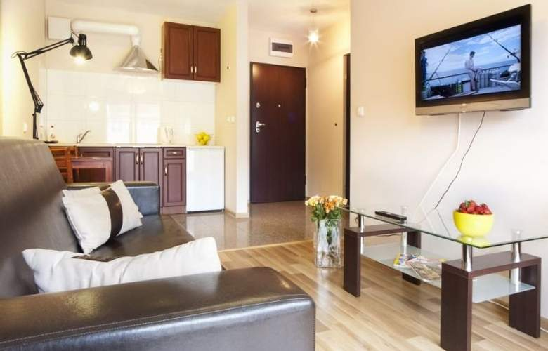 Cracow Stay Apartments - Room - 4
