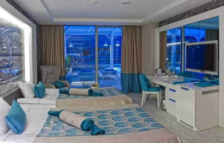 Sueno Hotels Deluxe Belek - Room - 7
