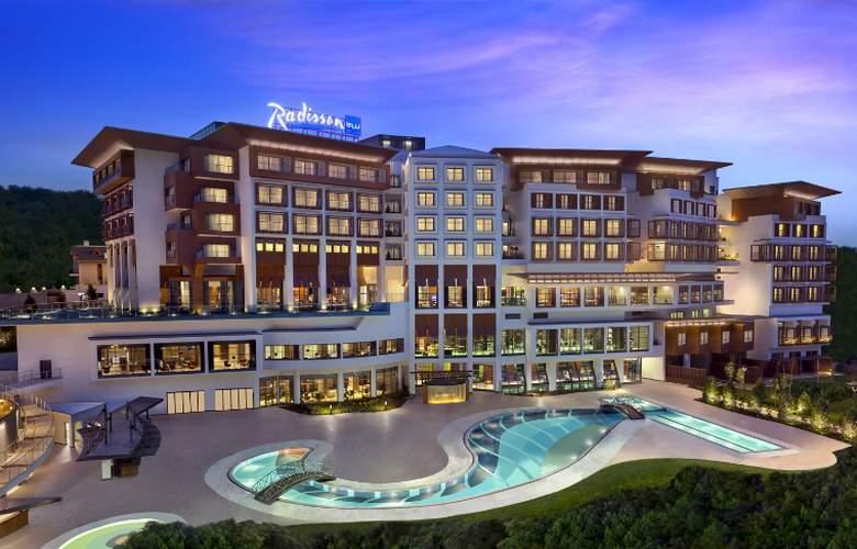 Radisson Blu Hotel & Spa Istanbul Tuzla - Hotel - 0