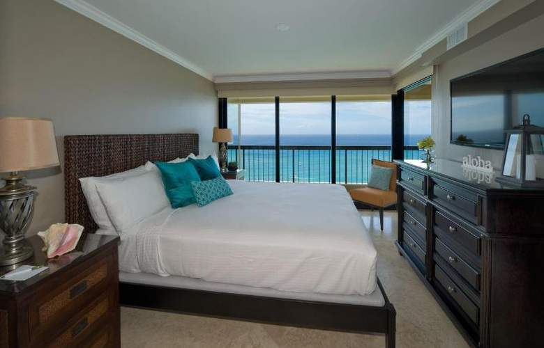 The Residences at Waikiki Beach Tower - Room - 16