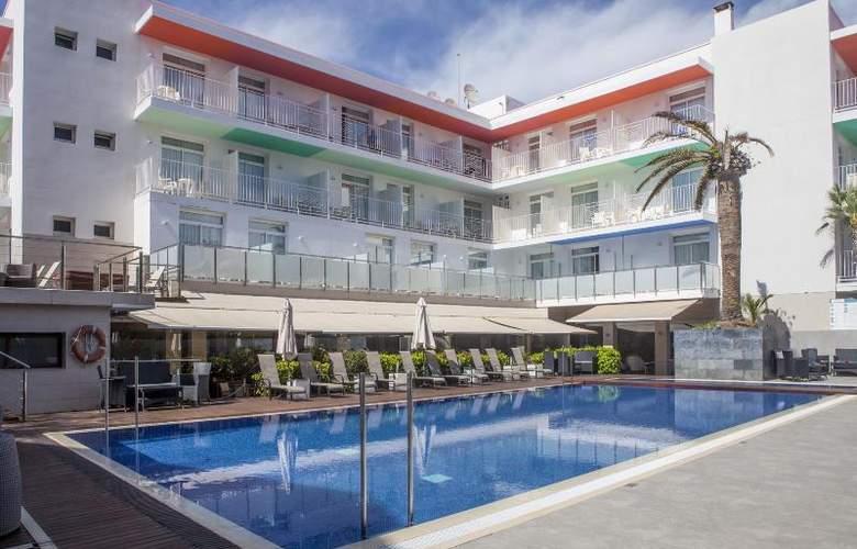 Ibersol Antemare Spa - Hotel - 12