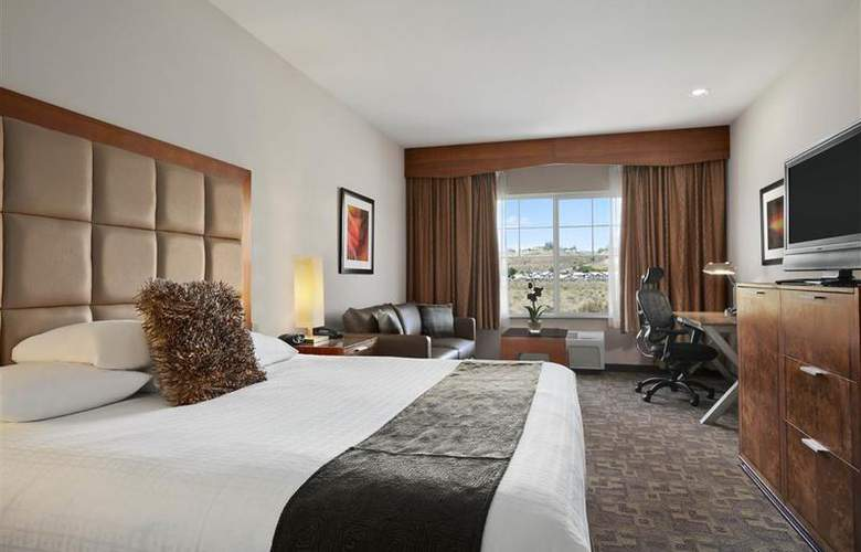Best Western Peppertree Inn At Omak - Room - 36