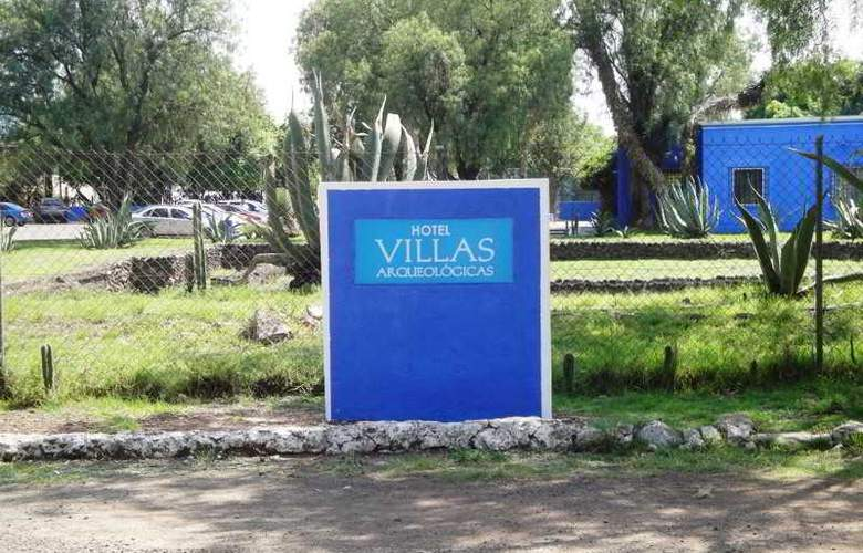Villas Arqueologicas Teotihuacan - Hotel - 9