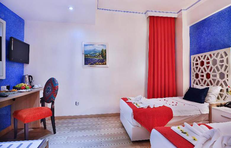 Ayasultan Boutique Hotel - Room - 21