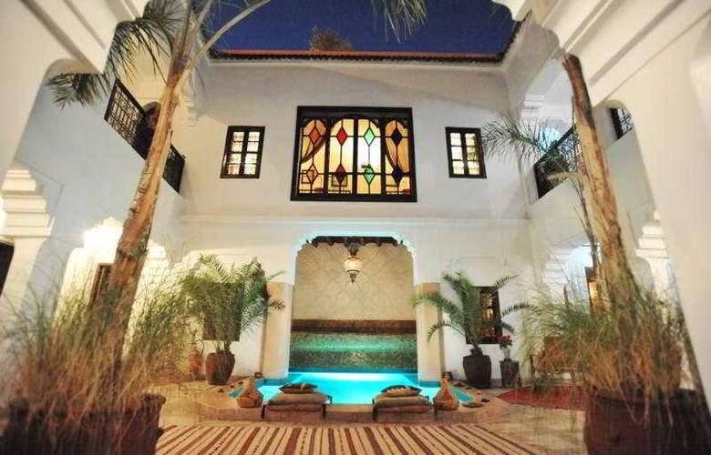Riad Asna - Pool - 9