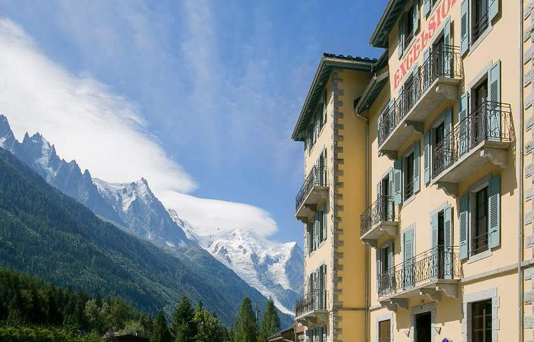 Best Western Plus Excelsior Chamonix Hotel & Spa - Hotel - 14