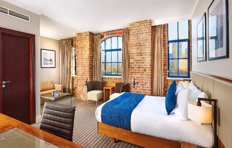 Hilton London Docklands Riverside - Room - 32