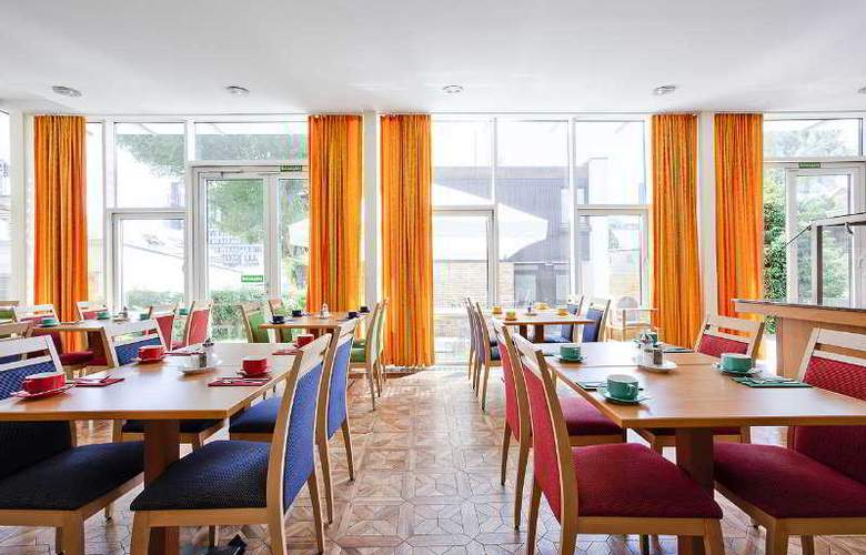 Park Inn by Radisson Munich Frankfurter Ring - Restaurant - 4