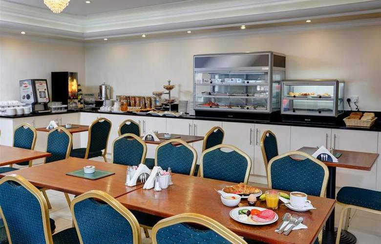 Best Western London Highbury - Restaurant - 36