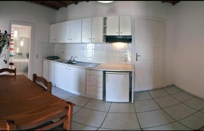 Iliovasilema Aparthotel - Room - 8