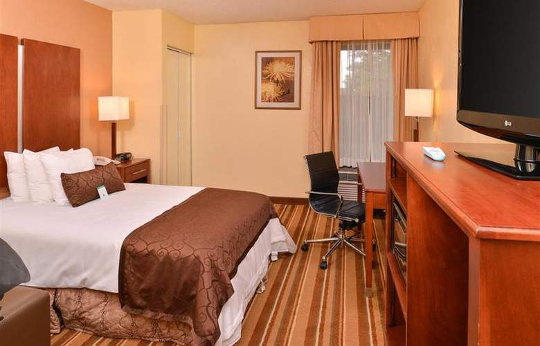 Best Western Plus Richmond Airport Hotel - Room - 90