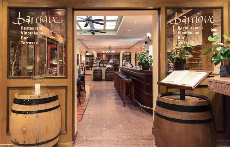 Mercure Plaza Biel - Restaurant - 63