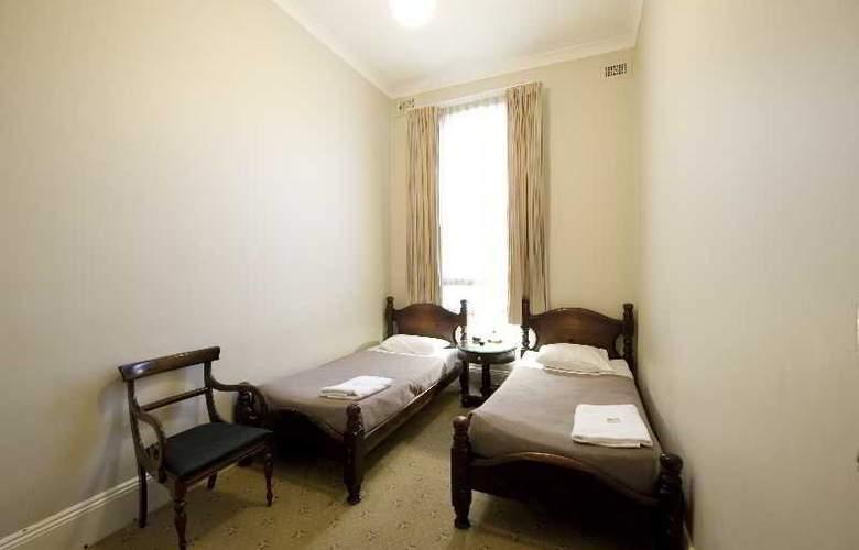 Woolbrokers Hotel Darling Harbour - Room - 6