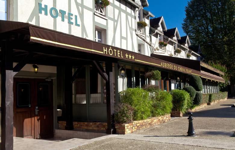 Auberge du Cheval Blanc - Hotel - 0