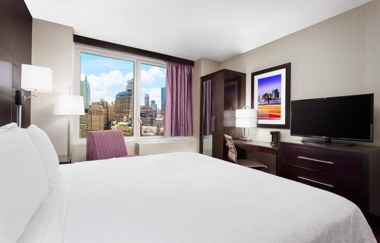 Hampton Inn Manhattan/Times Square Central - Room - 7