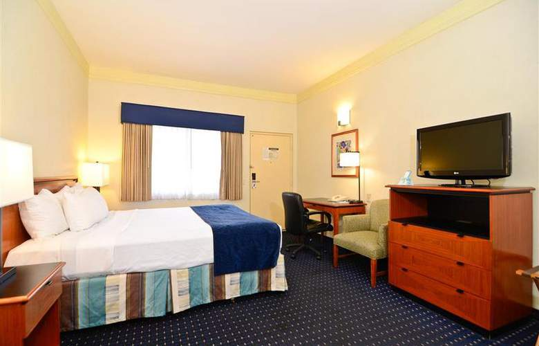 Best Western Mission Bay - Room - 81