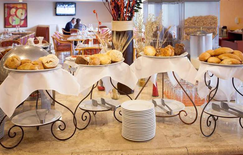 Best Western Plus Gran Morelia - Restaurant - 222