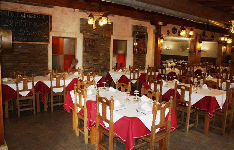 Hosteria San Emeterio - Restaurant - 11