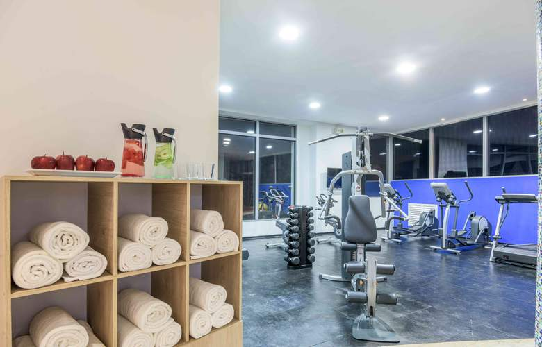 NH Collection Barranquilla Smartsuites Royal - Sport - 8